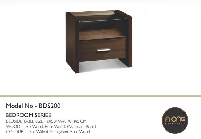 Cot Side Table
